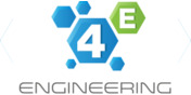 Logo 4E Engineering GmbH